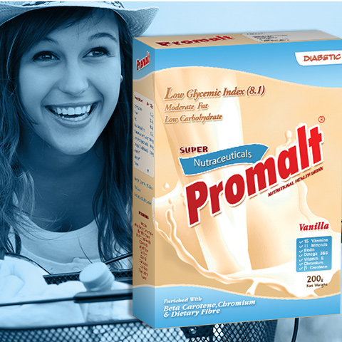 Promalt Nutraceuticals - Website